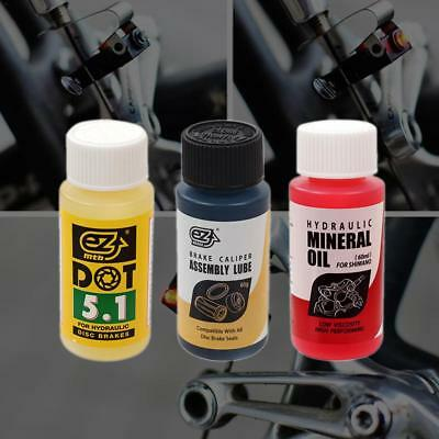 Bicycle Brake Mineral Oil System Fluid Cycling Mountain Bikes For Shimano 60ml