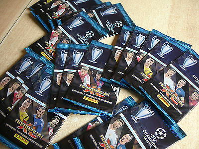Adrenalyn XL UEFA Champions League 2014 2015  20 Tüten Booster