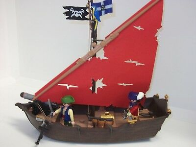 Playmobil ® Piraten Kanonen - Segler Zubehör Figuren für Pirateninsel