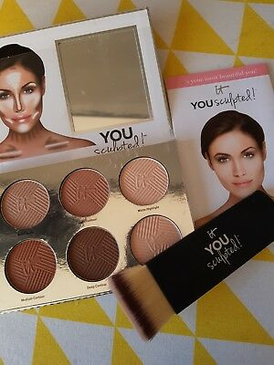 It Cosmetics You Sculpted with brush brand new unused genuine product