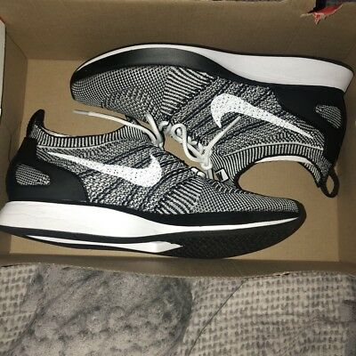 superior quality 25b24 7a59d Nike Air Zoom Black Mariah Flyknit Racer Uk Size 6 Rrp £129.95