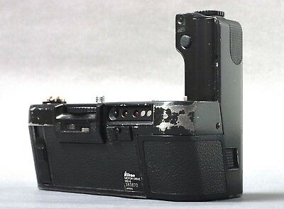 Nikon MD-4 MOTOR DRIVE for F3, F3 HP and F3T MD4 Motordrive F 3 fully functional