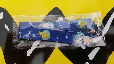 2018 SDCC Comic Con Peanuts Snoopy Woodstock Space Lanyard Exclusive NIP One Siz