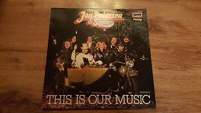 LP Jon Petersen & Skyliner - This Is Our Music