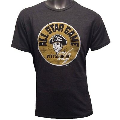 Pittsburgh Pirates MLB Majestic Threads XL Cooperstown '74 All-Star Game T-Shirt