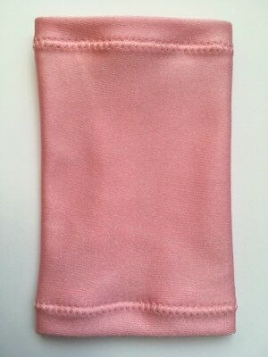 Lycra PICC Line or Freestyle Libre Cover - Baby Pink