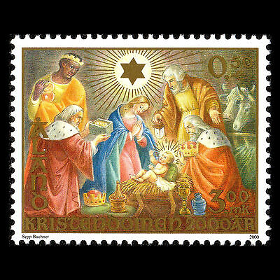 Aland 2000 - 2000th Anniversary of Christianity - Sc 172 MNH