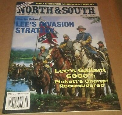North & South The Magazine of Civil War Conflict Volume 1 Issue 6