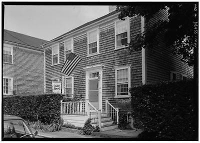 Charles F. Hussey House,37 India Street,Nantucket,Massachusetts,MA,HABS,Home