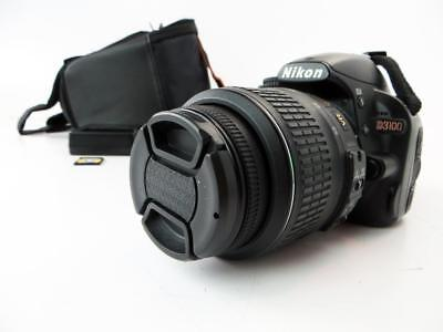Nikon D3100 DSLR Camera with AF-S DX VR 18-55mm Lens