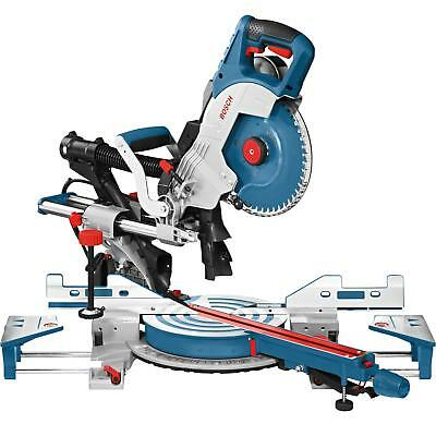 Bosch Miter Gcm 8 Sde Incl. Saw Blade Expert for Wood and Clamp