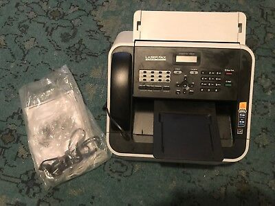 Brother  Intellifax 2840 Laser Fax Super G3  All-In-One Printer Brand New!