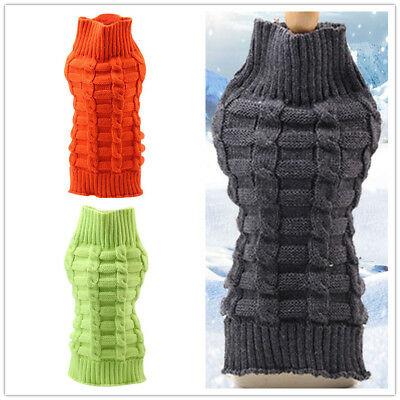 Dog Sweater Size Extra Small, Small, Medium and Large,Pet Clothes Winter Apparel