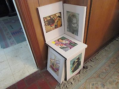 Art Books Set The World Of Artists Time Life 15 Volumes Cases Beautiful