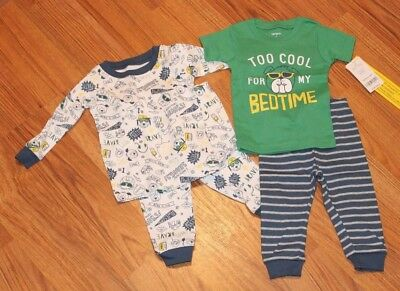 8a27bfd5572f BNWT! TWO SETS of Baby Boy Pajamas Carter s Six Months Retail Price ...