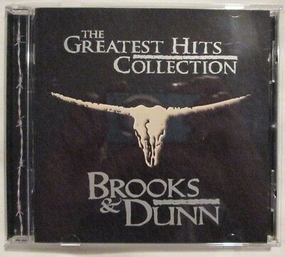 CD Brooks & Dunn - The Greatest Hits Collection (Arista 1997)