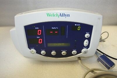 Welch Allyn 53N00 Physiological Vital Signs Patient Monitor (2009)