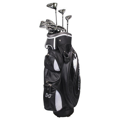 Nickent 4DX Mens Beginners Package Graphite Shafts