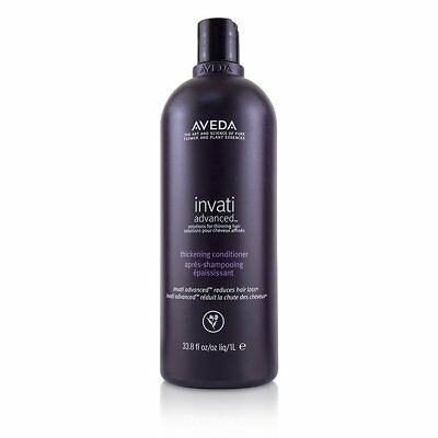 Aveda Invati Advanced Thickening Conditioner (Reduces Hair Loss) 1000ml