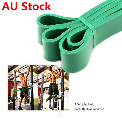 208CM Band Exercise Crossfit Strength Fitness GYM Sports Resistance Loop Bands