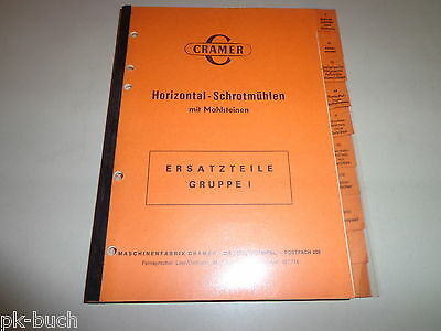 Farming & Agriculture Motors Parts Catalog/spare Parts List Köla Selbstladewagen Ea 30 1964