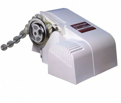 South Pacific Free Fall Anchor Winch 900 Mighty 12 volt Stainless Gypsy boats...