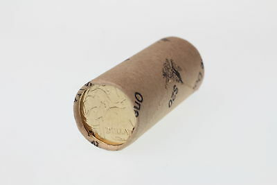 2017 Australian $1 Mob Of Roos Design Royal Australian Mint Coin Roll - RAM ROLL
