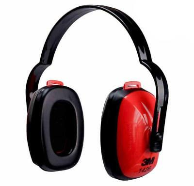 3M 1426 Adjustable Position Noise Proof Ear muffs Soundproof Hearing Protection