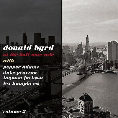 Donald Byrd – At The Half Note Cafe Vol. 2 CD