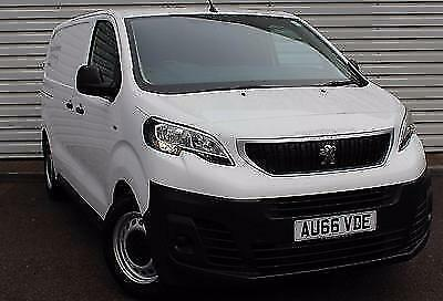 2016 Peugeot EXPERT BLUE HDI PROFESSIONAL STANDARD Manual Panel Van
