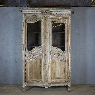 Beautiful, Antique French Oak Armoire, Vintage, Original, Rare