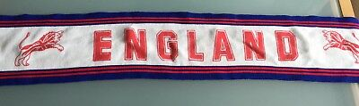 Scarf England From EURO 1988