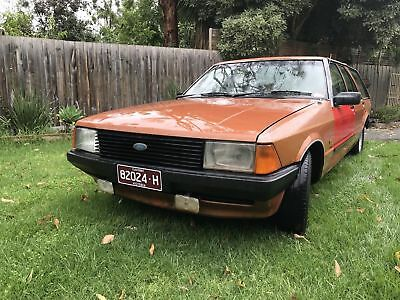 Ford Falcon Xd Wagon 6 Cylinder Good V8 Project