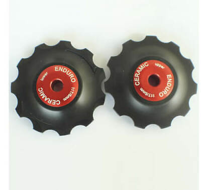 Bkcj-0010 - Jockey Wheel Set Zero Cer.cx Sram9,10,11