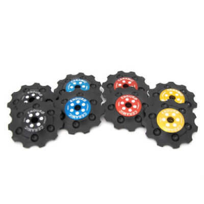 Bkcj-0130 - Enduro Jockey Zero-Sram 9 Or 10 Sp-Red