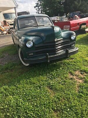 1949 Plymouth Other 2 door 1949 Plymouth Special Deluxe
