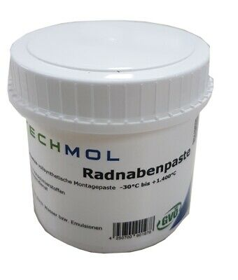 Radnabenpaste Ceramic Paste anti Seize 100g Pinseltube. Brake Paste