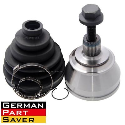 New GKN Outer Driveshaft CV Joint Fit Audi A6 Avant A6 Quatrro A8 4F0498099A
