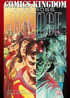 Justice TPB VF/NM