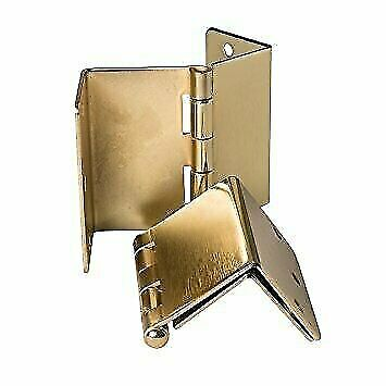 NEW Brass Expandable Door Hinge For Wheelchairs, Walkers, Rollators