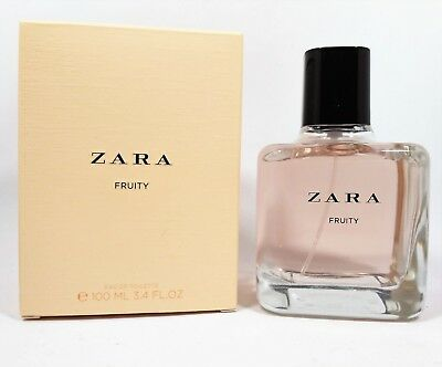 De Fragrance New Woman Toilette Edt Perfume Fruity 100ml Eau Zara Boxed N0wnkP8XO