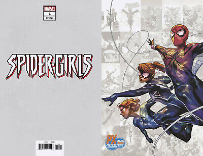 Spider-Girls #1 (Of 3) Putri Variant Nycc 2018 - Marvel Comics - Us-Comic - H120
