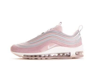 NIKE AIR MAX 97 Ultra Lux 17 LX UK 3.5 Womens Particle Rose