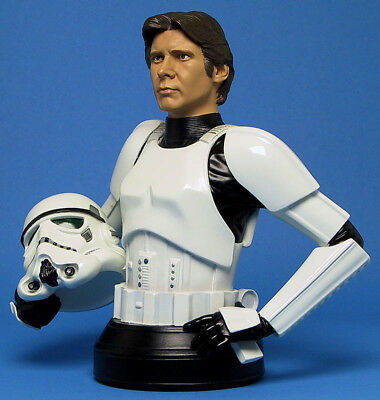 2005 GG Collector Club Exclusive: Star Wars - Han Solo in Stormtrooper Disguise