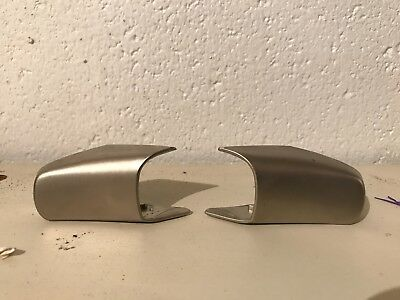 03 - 11 Lincoln Town Car Door Panel  Pull Strap End Caps Handle Covers Cap COVER