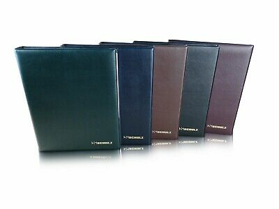 Banknote Album SCHULZ Folder Book Pages Sleeves For Banknotes Collection [VARY]