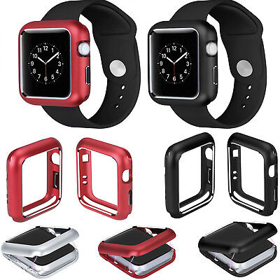 Fashion Watch Protective Case Cover For iWatch Apple Bumper Protector 40/44mm