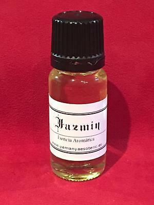 Wholesale Lot x12 ☆☆ ESENCIA de JAZMIN 15ml☆☆ JASMINE ESSENCE ☆☆