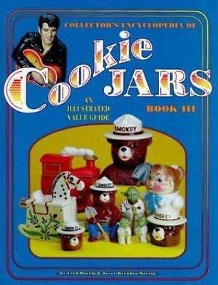 Collector's Encyclopedia of Cookie Jars-ExLibrary