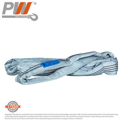 ProWinch 4T x 3m Endless Round Sling, Safety Factor  6 1